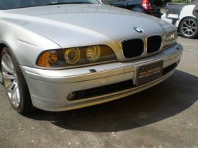 BMW5シリーズ後期です。