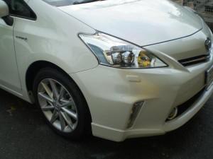 完成!! 直しました! 保険を使っての修理はご相談下さい。