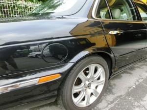 完成!外車の修理もおまかせ下さい。