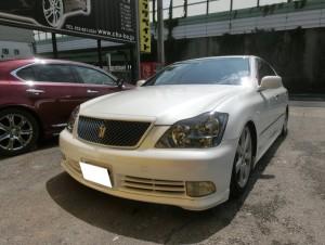 完成!車両保険での修理ですので、お客様の現金でのご負担は¥0円。ありがとうございました。